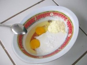Cara membuat umpan putih ikan mas